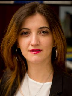 Psiholog Gabriela Moldovan